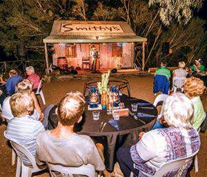Smithy's Outback Dinner & Show